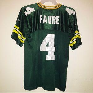 Men's Reebok NFL Packers Favre jersey (m)
